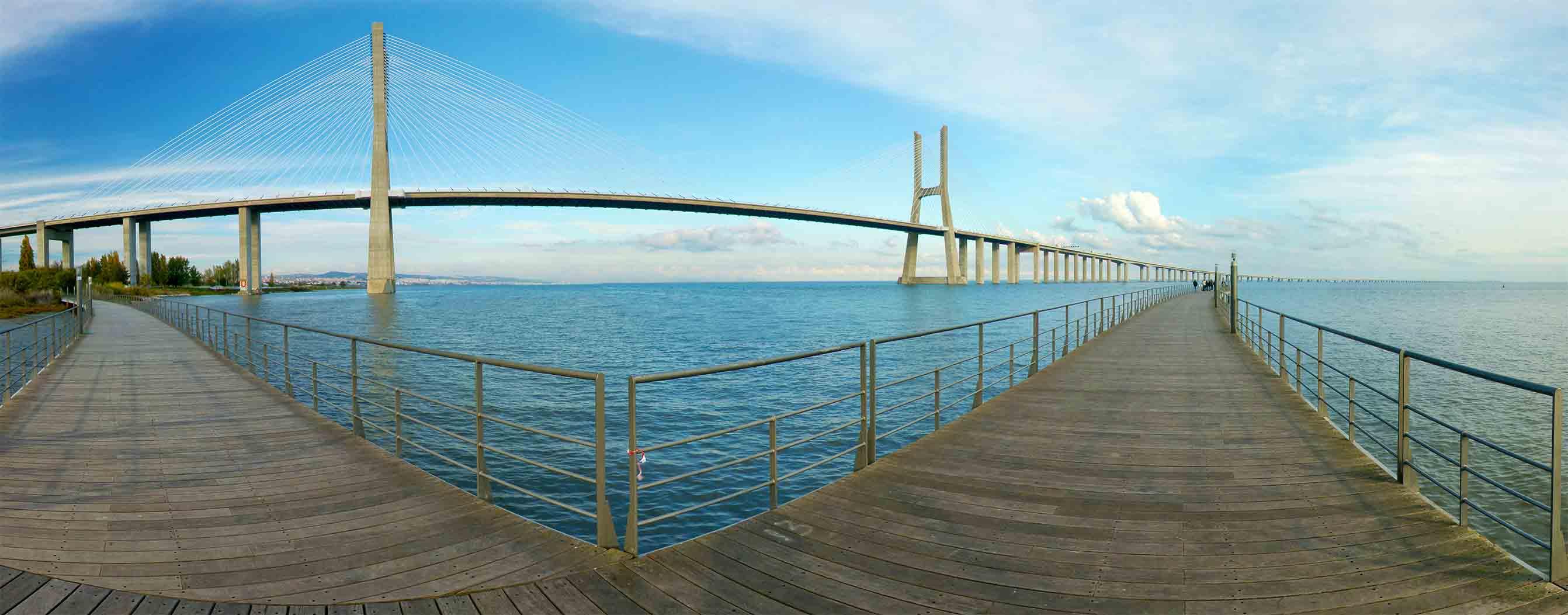 Parque das Nações Ponte ¦ Vasco da Gama's Bridge