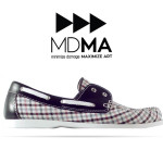 MDMA shoes advertising MEDIAFLORES.COM